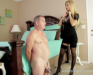 Husbands awaited release with female-dom alexis
