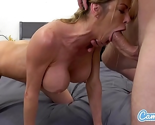 Alexis fawx large love bubbles sexy sexy milf fucking youthful ripped dude.