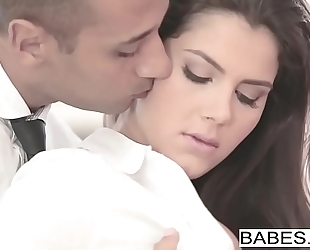 Babes - office obsession - valentina nappi and tony brooklyn - caught in the rain
