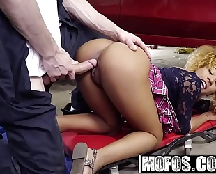 Mofos - i know that housewife - swarthy spinners deepthroat discount starring kendall woods and brick dang