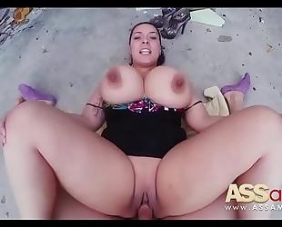 Latina bbw anastasia lux