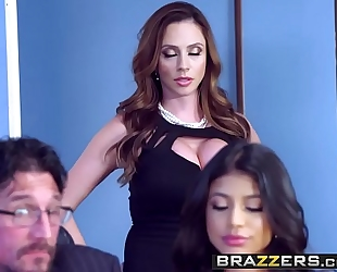 Brazzers.com - real slutwife stories - ariella ferrera veronica rodriguez and tommy gunn - a penis in advance of divorce