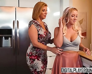 Digitalplayground - bitch in law with (bailey brooke, sara jay)