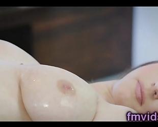 Stella cox astounding lesbo massage