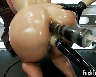 Pussy licking lesbos fist and toy cunt