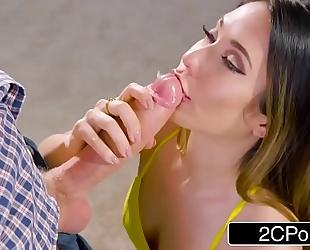 Eva lovia needs her sister's boyfriend's large dong