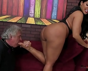 Kiara mia femdom hd; femdom, ass-lick, foot, fetish, big-ass, big-tits, hardcore, fellatio, bruntte, hd,