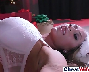 (nicole peta) cheating cheating wife in real hard sex story on camera vid-17