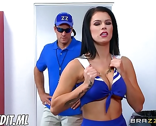 Peta jensen one moist cheerleader