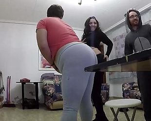 two couples fuck for specie on the webcam.cri