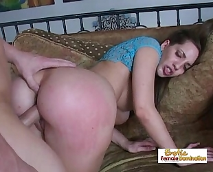 Everyone enjoys seeing a bulky butt getting screwed inexperienced