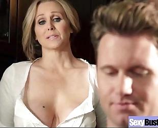 (julia ann) breasty hawt older wife acquire sluty in hard sex scene mov-14