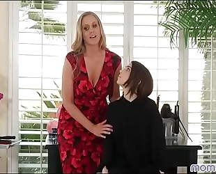 Joseline kelly, julia ann lesbo fauxcest - hairdressers do it with style