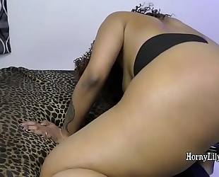 Horny lily indian porn playgirl big arse spanked