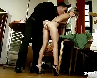 Gina gerson breathtaking sexually excited golden-haired floozy