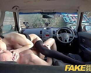 Fake driving school sterling cooper turns table on jasmine jae