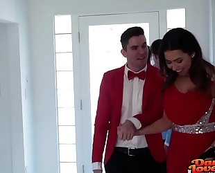 Melissa moore and riley reid her 1st prom night