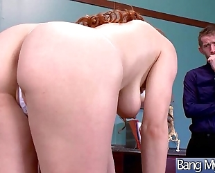 Sex adventures between doctor and sexually horny patient (penny pax) vid-21