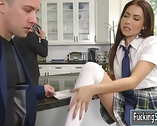 Melissa moore handles biggest pecker