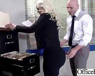 Hard sex act with large marangos bitch office slutty wife (julie cash) clip-16