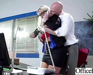 Busty slutty wife (julie cash) have a fun hardcore sex in office movie-19