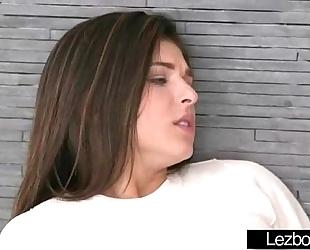 (valentina nappi & leah gotti) black cock sluts on BBC slut in sexy lesbos sex scene vid-27