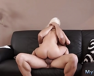 Blowjob for her fellow and mad ally's brother ' compeer's sister enchanting