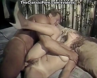 Gail vigour, nina hartley, sade in vintage sex scene