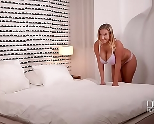 Krystal swift plays with self