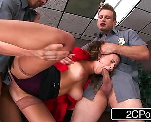 Bitchy boss ashley adams acquires the fucking this babe so richly merits