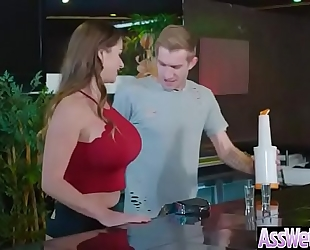 (cathy heaven) oiled large arse wench slutty wife have a fun unfathomable anal sex movie-13