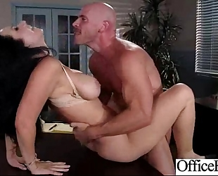 Big scoops white bitch (jayden jaymes) have a fun hardcore gangbang in office movie-16
