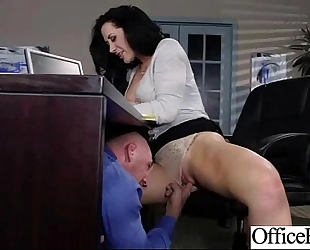 Sex with doxy worker large juggs office slutwife (jayden jaymes) clip-21