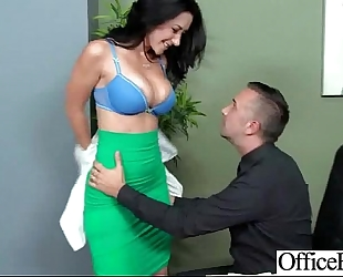 Sex tape in office with large round tits hot slutty wife (jayden jaymes) video-17