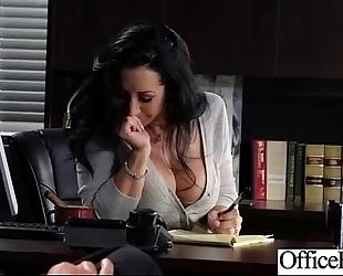 (jayden jaymes) nasty sluty breasty horny white wife in office sex act movie-18