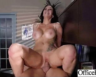 Office black cock sluts (jayden jaymes) with large melon tits receive hardcore sex movie-20