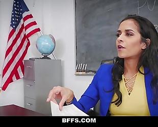 Bffs - brazlian teacher screwed and tortured by students