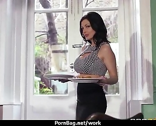 Office secretary sexy mamma 27