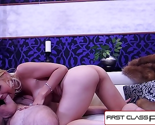 Firstclasspov - sarah vandella is punished by a large weenie, large butt