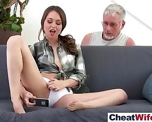 Hot sexy white hotties (riley reid) like cheating sex on tape vid-23