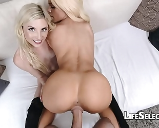 Petite blondes acquire fucked hard - piper perri, elsa jean