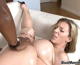 Busty sara jay interracial fucked