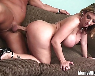 Milf blonde sarah jay soft huge breasts screwed