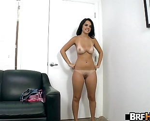 Amateur dillion harper trying to make it big in porn industry 2.3