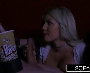 Theater fuck fest - krissy lynn, bonnie kinz