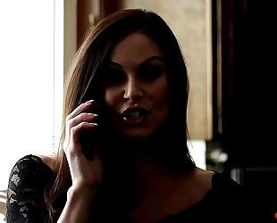 Karlie montana, kendra lust glam lesbian licking
